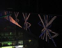 VJ gig @ Trancefamily, The Matrixx