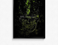 "Moon - ""Skulls"" Poster Series #2"