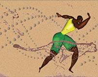Usain Bolt editorial images