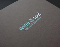 Wine & soul menu