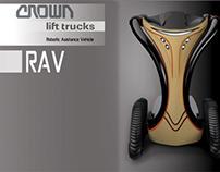 Crown Lift Trucks Sponsored Studio