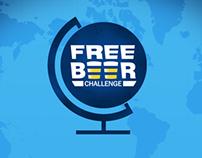 THE FREE BEER CHALLENGE