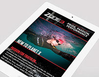 Zone3 Wetsuits Email Newsletter