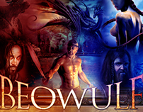 Beowulf Poster Design