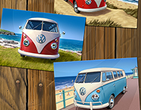 Volkswagen T1 Board