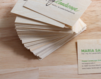 Business Cards :: Gardener