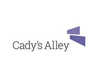Cady's Alley Branding