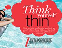 Cosmopolitan UK Diet and Beauty Bookazines