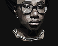 POLYGONS PORTRAIT, Asa
