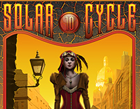 Solar Cycle 10 front cover