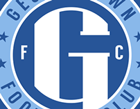 Georgetown FC identity project
