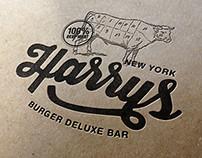 Harrys New York, work in progress..