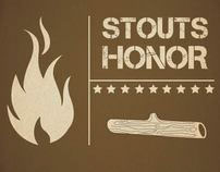Stouts Honor Beer
