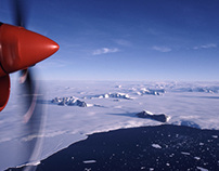 Antarctica from the Air #1