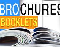 Brochure & Booklets
