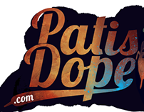 Website Redesign : www.PatIsDope.com
