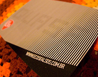 postal card - Ecos Falsos