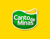 Canto de Minas - Logo