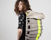 """""""Armadillo"""" survival bag"""