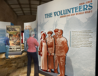 The Volunteers: Americans Join World War I, 1914-1919