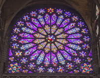 Paris Day 6 - Basilique Cathedrale de Saint-Denis