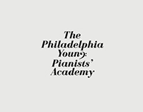 The Philadelphia Young Pianist' Academy- Event Cards