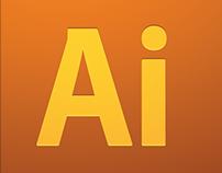 School Projects - Adobe Illustrator CS