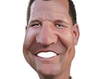 Bryan caricature