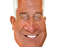 Richard caricature