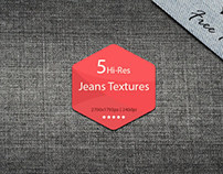 Denim Textures (Freebie)