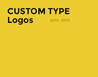 CUSTOM TYPE Logos