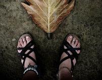 Where Ever My Feet Take Me
