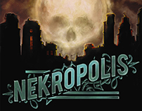 Nekropolis - Online/Social Media illustrations
