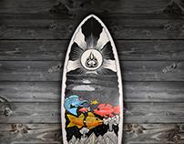 PEZ - Camaron Brujo Surfboards