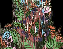 hombre selva