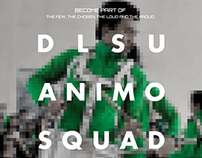 DLSU Animo Squad Recruitment