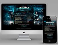 Dodge | Defiance | Social Media Campaign