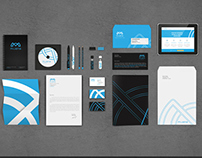 MIJENA visual identity