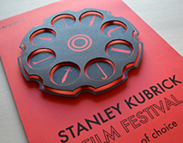 Stanley Kubrick Film Festival (Concept)