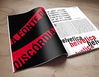 Helvetica - A fonte da discórdia