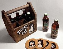 Siren's Ale Six Pack