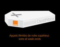 Orange Deathbox
