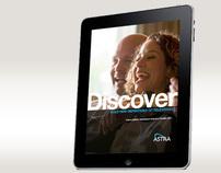 Astra Market Insight Brochure and App