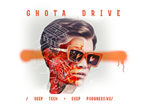 GHOTA DRIVE VOL 5 (Design for my friend)