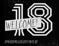 DiMassimo Goldstein 18th