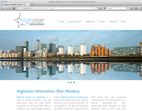 highstar relocation WordPress Site