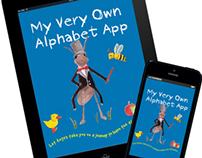 Alphabet Photo Book App