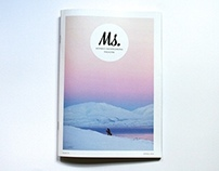 Ms. Women's Snowboarding Magazine
