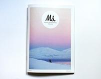 Ms. Women's Snowboarding Magazine