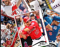 Topps BUNT: 2014 UX/Content Redesign